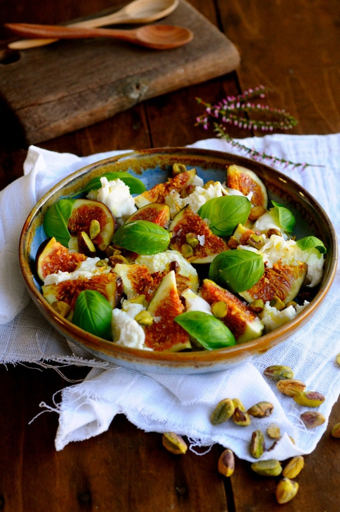 lækker salat fra italien   www.juliekarla.dk