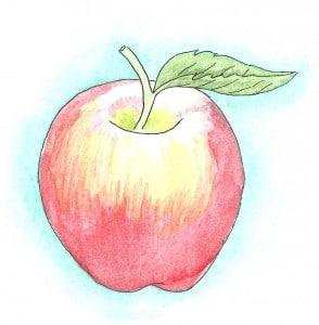 Nem æblekage opskrift