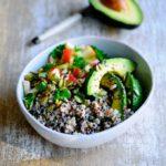 Nem frokost salat med quinoa | www.juliekarla.dk