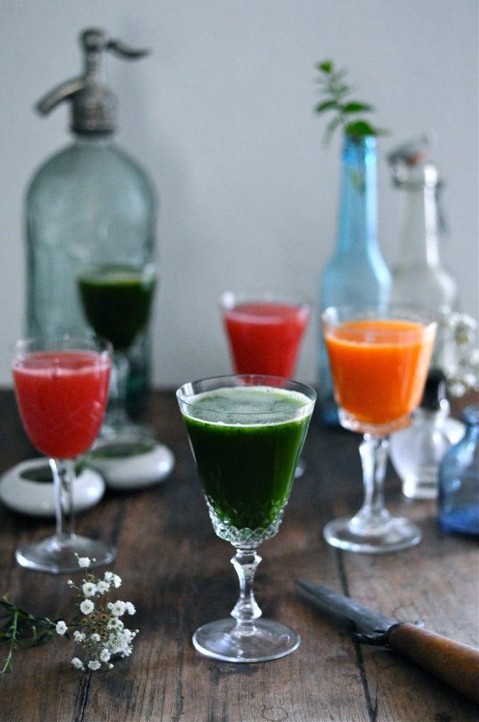Nemme og sunde slow juicer opskrifter som alle kan lide