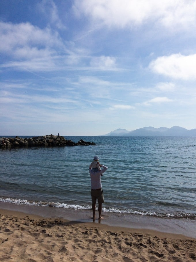 Ferie i Cannes
