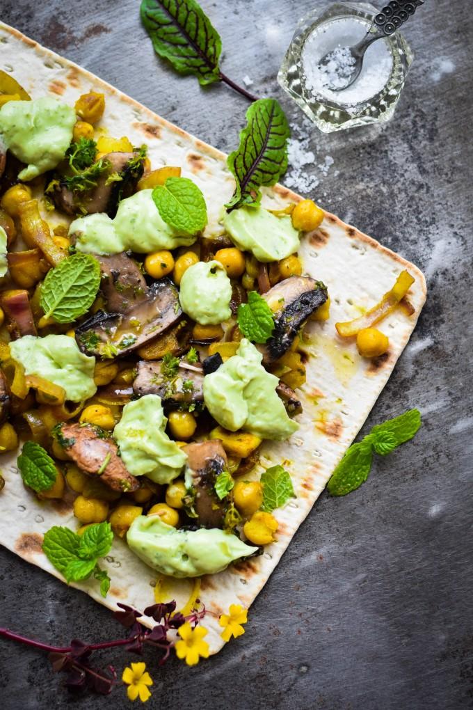 Mit nyeste bud på lækker vegetarmad finder du her
