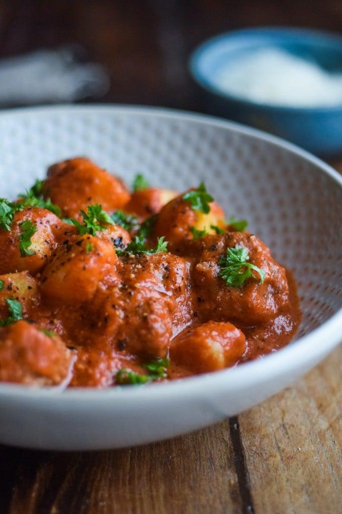 italienske kødboller opskrift