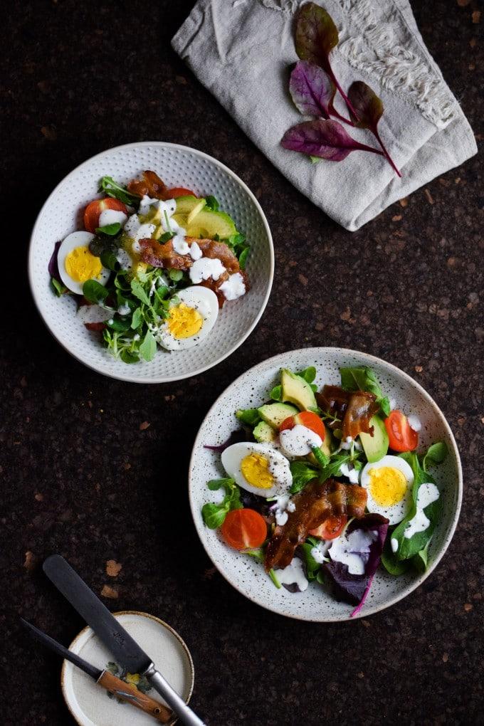 Mættende salat til januar