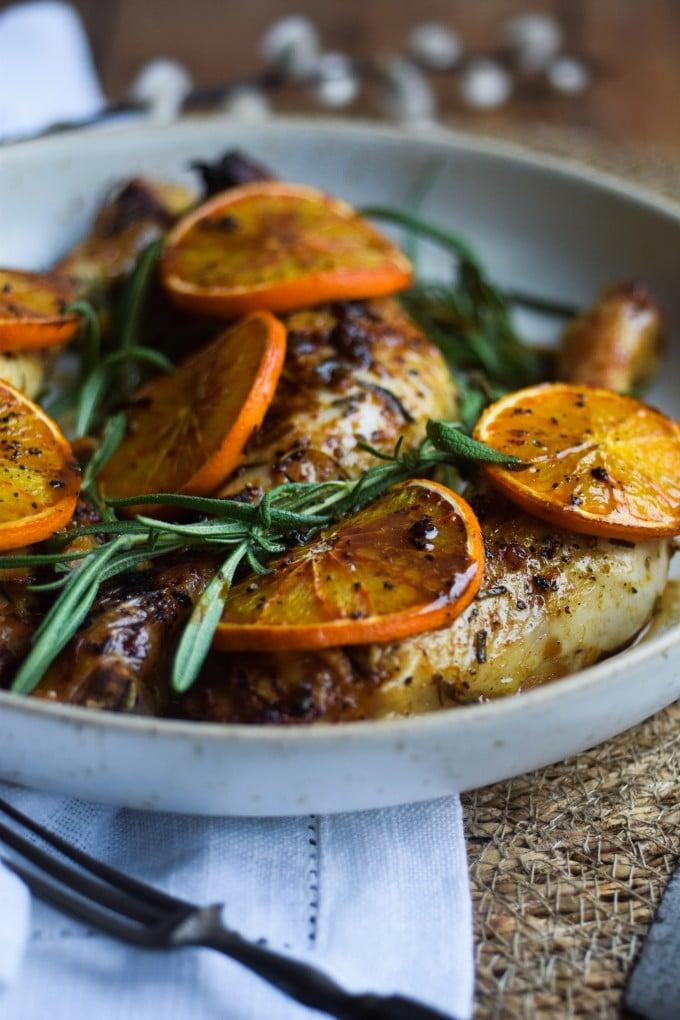 marinade til kylling opskrift