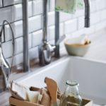 Gør rent i køkkenet uden mikroplast