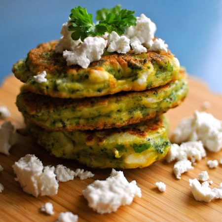 Broccoli pandekager - En nem opskrift